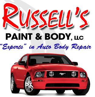 Russell's Paint and Body, auto body repair shop in Swannanoa NC
